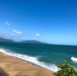 freetoedit beach blue summer sky pcmyhometown myhometown