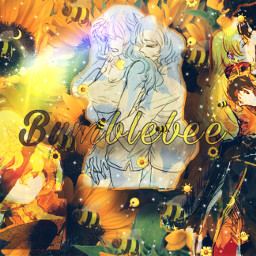freetoedit blakebelladonna yangxiaolong bumblebee rwby_yang