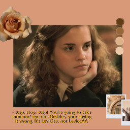 hermionegranger jkrowling emmawatson gryffindor slytherin freetoedit