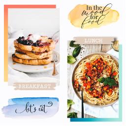 freetoedit replay food eat breakfast