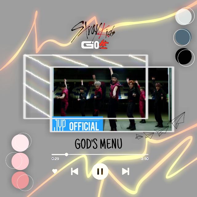 🔥 Stream their mv🔥 #straykids #golivealbum  #godsmenu