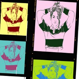 freetoedit collage collagefreetoedit ircoutlinegirl outlinegirl