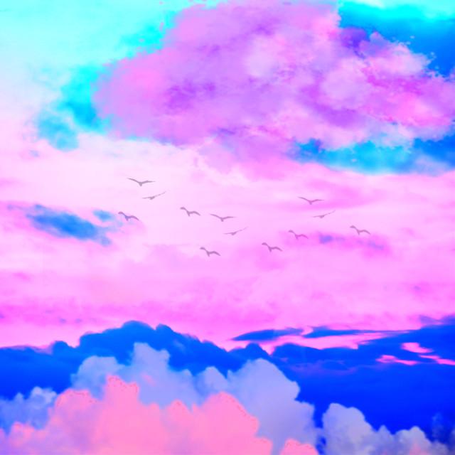 #freetoedit #picsart #madewithpicsart #myedit #edit #sky #background #remix #remixit