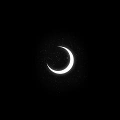 whitemoon moon midnightmoon freetoedit