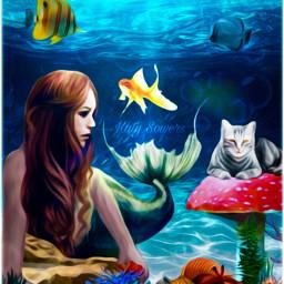 myedit surreality fantasyart freetoedit ircwaterworld