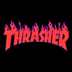 freetoedit trasher logo grunge