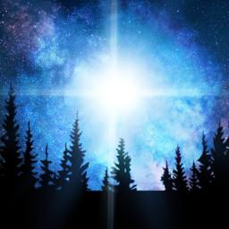 freetoedit galaxy explotion