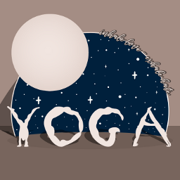 freetoedit yoga yogaday frame cute ftestickers