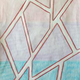 freetoedit ombrebackground geometric pattern