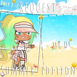 summer request freetoedit jesperequesavousplait voilaaaa