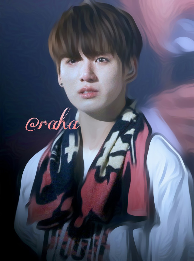 As you can see its simple i only used oil painting effect so its so simple i hope u will like it!  #freetoedit #BTS #Jungkook #jungkookieedit #kpop edit by:- raha