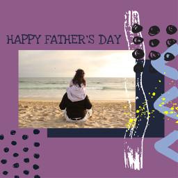 freetoedit father fatherandchild fatheranddaughter daddyslittlegirl rcfathersday fathersday