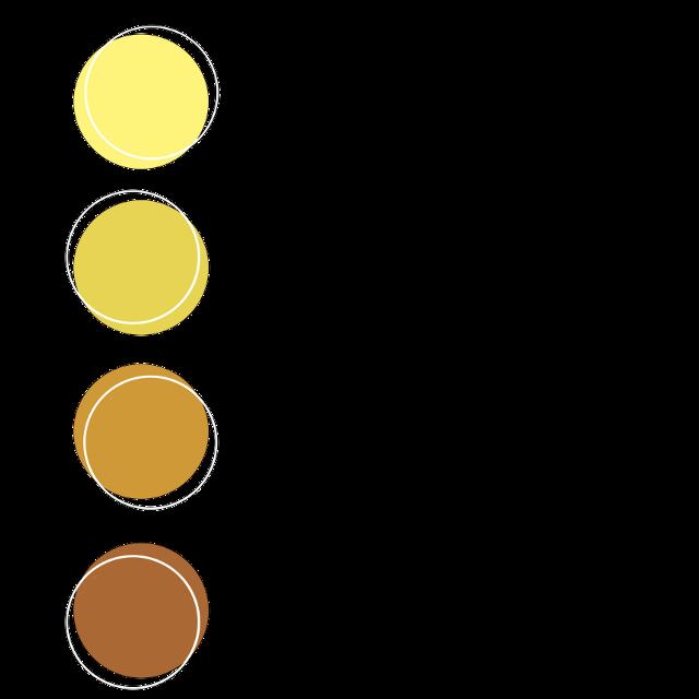 #yellow #orange #pastel #pallette #pallete #colorpalette #aesthetic #circle #circles #aestheticcircle #freetoedit