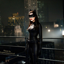 freetoedit gotham gothamcity city black_cat