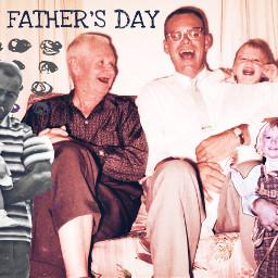 freetoedit happyfathersday dad grandpa me rcfathersday fathersday