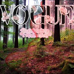 freetoedit vogue woods forest forestlife