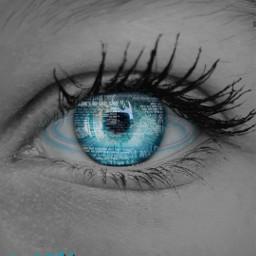 freetoedit eyes blue