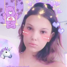 freetoedit purple purpleaesthetic aestheticpurple toocute ectoocute