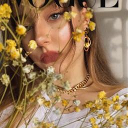 freetoedit magazine madewithpicsart collage fashion