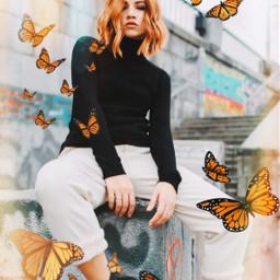 freetoedit butterfly butterflies aesthetic