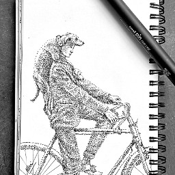 freetoedit myart sketch drawing stippling fcexpressyourself ExpressYourself