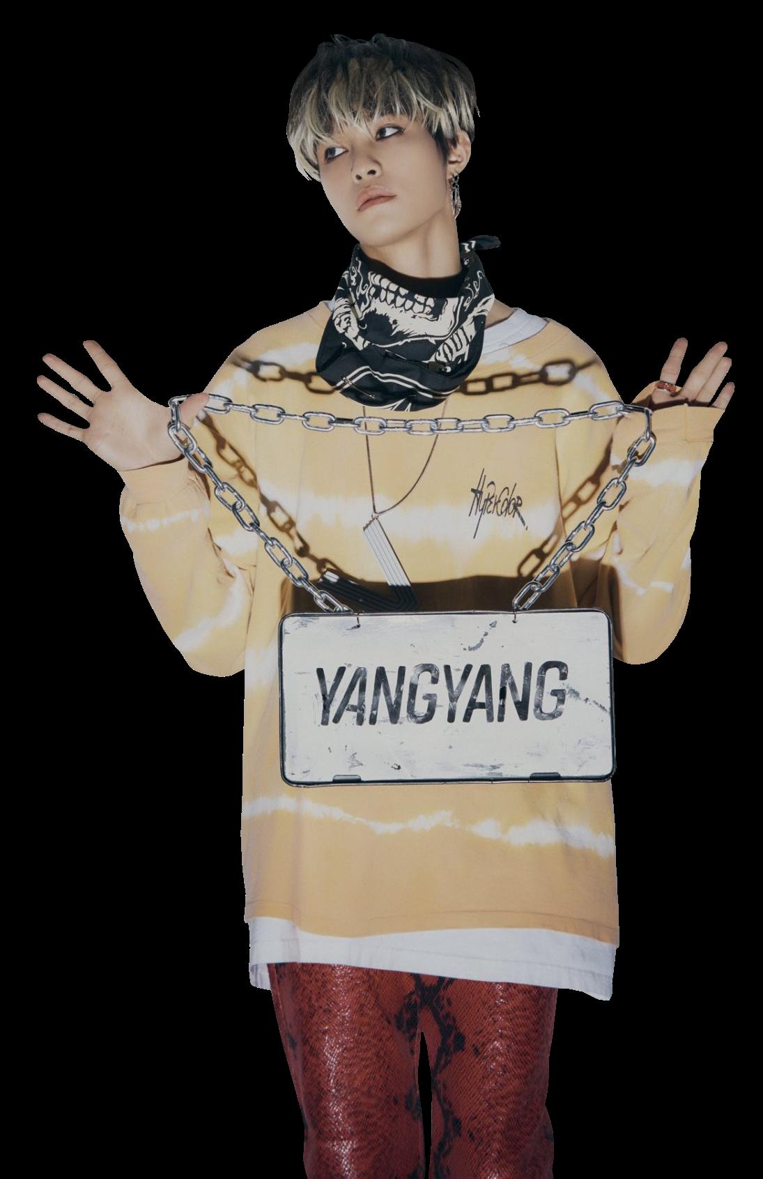 Nct Yangyang Liuyangyang Sticker By B Day 18th July