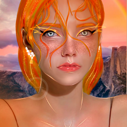 manipulationedit manipulationediting orange aesthetic freetoedit