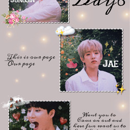 day6 day6edit day6sungjin day6jae day6youngk freetoedit