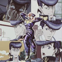 animeedit animeedits anime jojo jjba freetoedit
