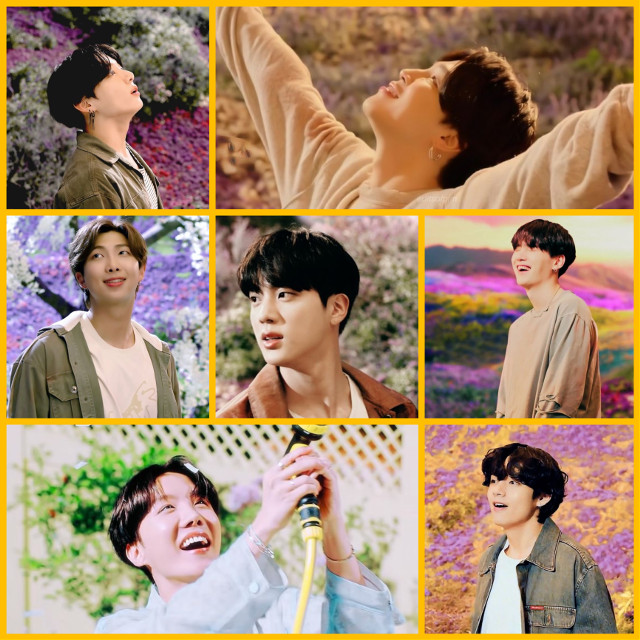 Stay Gold MV is out!! ✨💜