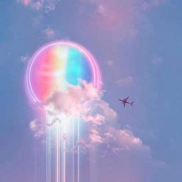 sky cloudysky freetoedit