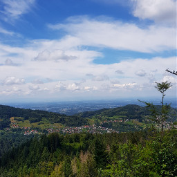 freetoedit blackforest schwarzwald germany landscape