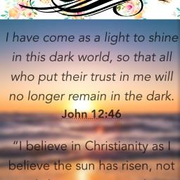 freetoedit light truth beachsunset bibleverse