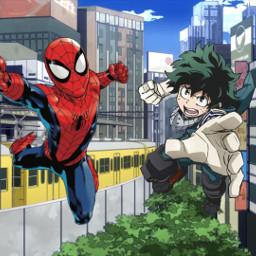 freetoedit spiderman peterparker marvel marvelcomics