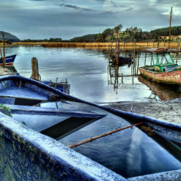 asturias hdr photography landscape ship freetoedit
