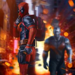 deadpool marvelcomics hero superhero explosion