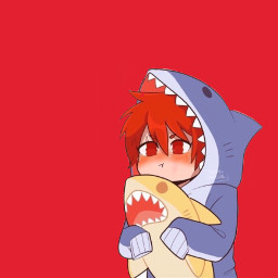 freetoedit eijirokirishima redriot shark myheroacademia