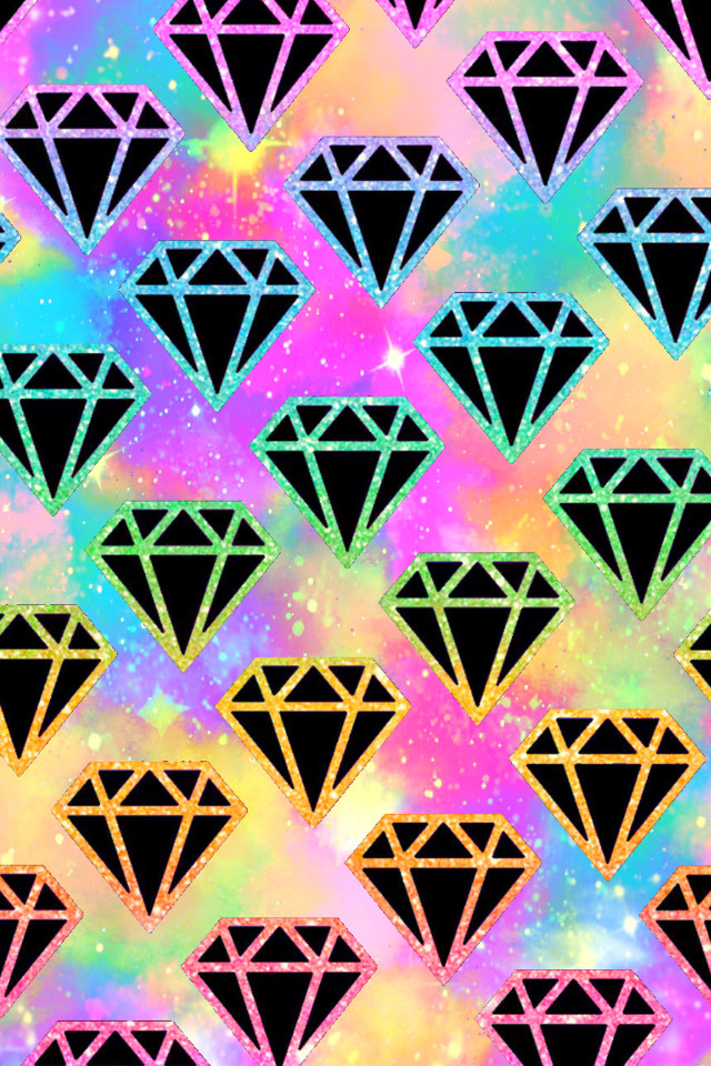 #freetoedit @mpink88 #glitter #sparkle #galaxy #diamonds #bling #rainbow #aesthetics #pattern #neon #shimmer #crystals #background