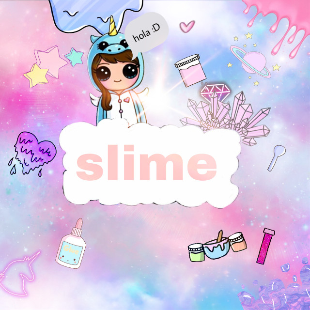 Slime UwU :D
