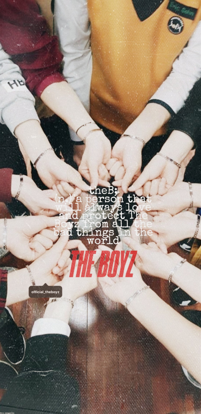 #theboyz #theB #kpopwallpapers @kim_exaggerate