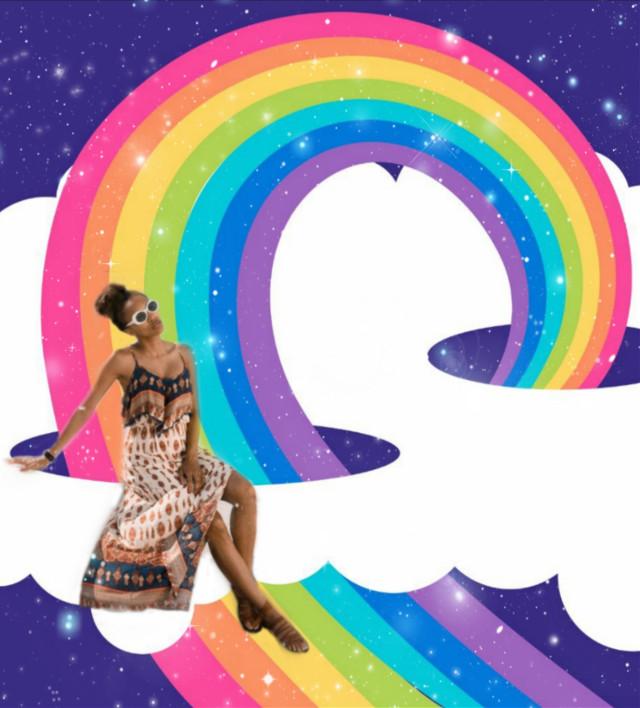 #freetoedit#rainbow#magic#wonderfull#mrlb2000#lol @pa @freetoedit