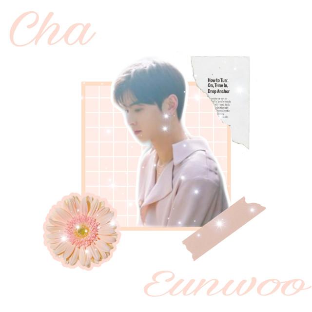 Cha Eunwoo. #Chaeunwoo