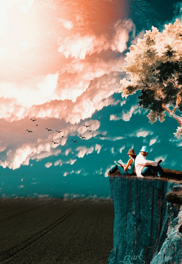 #freetoedit #madewithpicsart #edit #surreal #pastoral