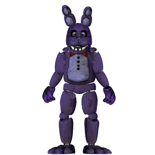 #freetoedit UnWithered Bonnie