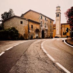 village oldvillage church myvillage italia