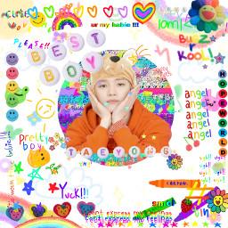 kidcore kidcoreaesthetic leetaeyong taeyongnct127 taeyong_nct freetoedit