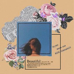 freetoedit flowers quotes beautiful girls