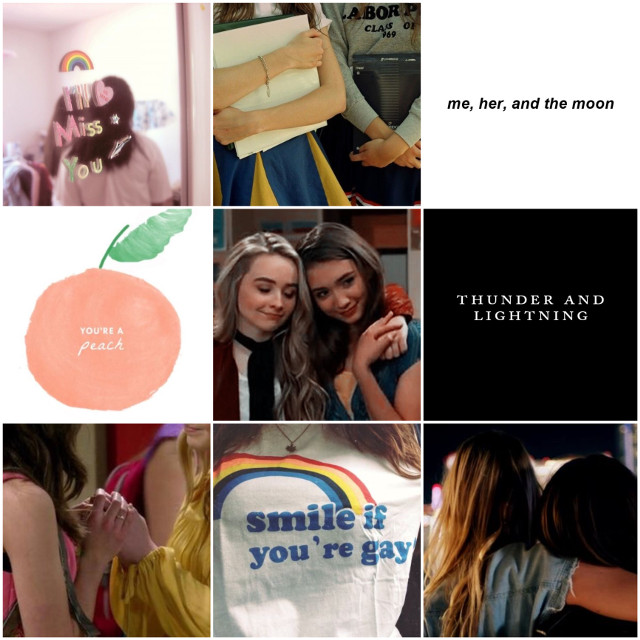 [all I can think about is t h e m] #girlmeetsworld #rilaya