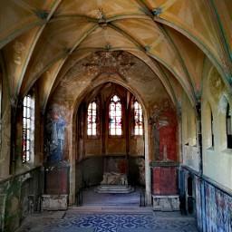 lostplace kentschool abandoned photography church