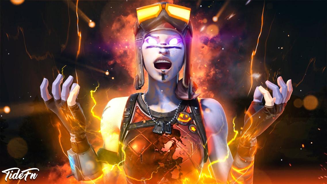 Fortnite blaze skin thumbnail #blaze#fortnite#thumbnail#notrareskin#OG#ssssnipergamer